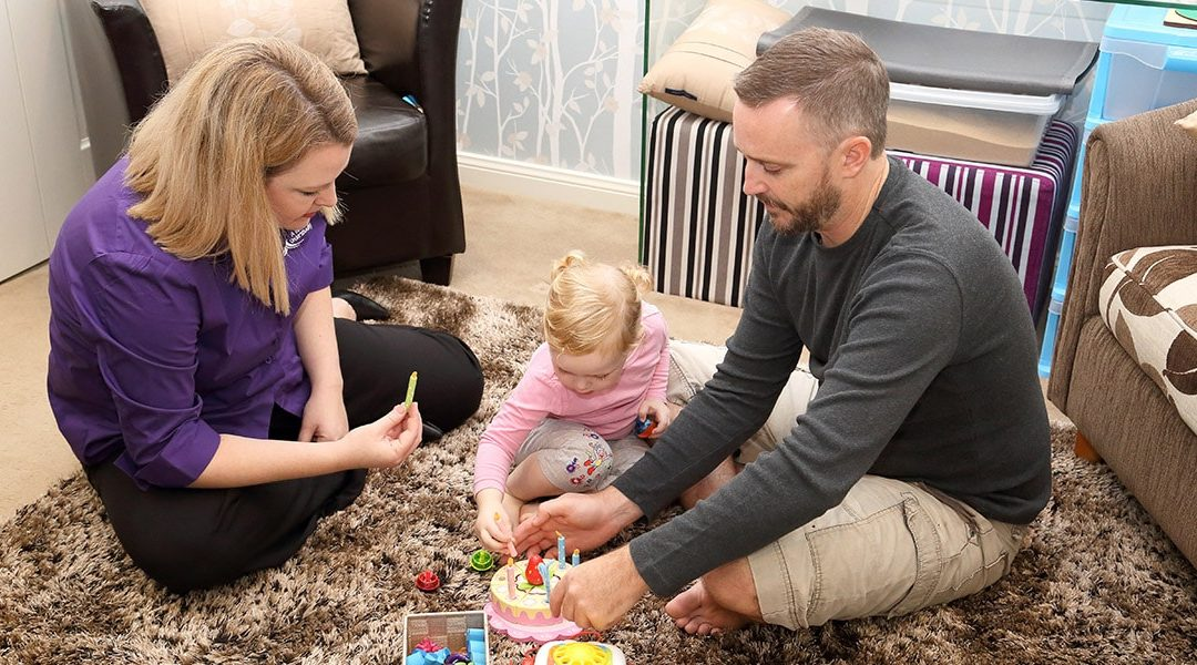 Parent Role in Speech Therapy